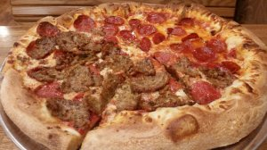 pizza colorado springs p38 pizza meat lovers